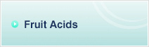Fruit acids